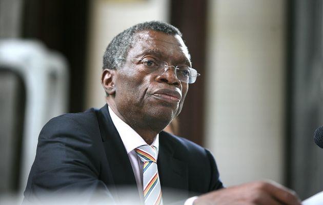 Chief Justice Pius Langa